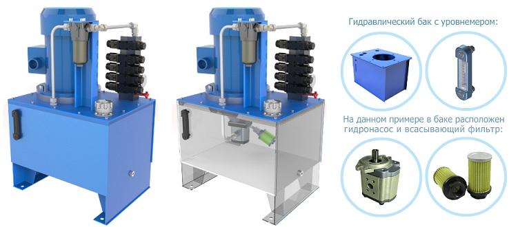 Проектирование и производство гидростанций