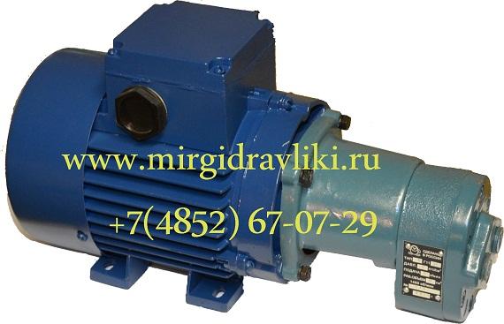 агрегат насосный БГ 11-11