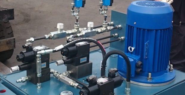 Модернизация промышленных гидроприводов