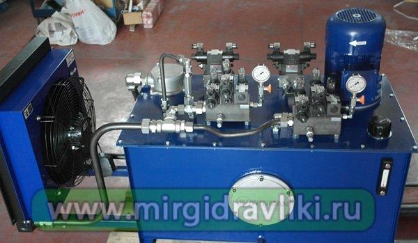 Проектирование и модернизация гидростанций от компании Мир Гидравлики