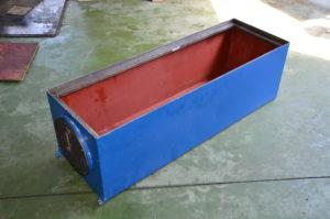 Бак для гидростанции