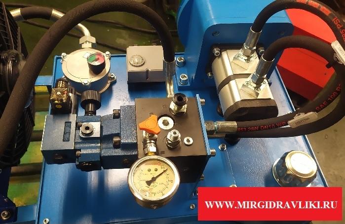 Гидростанция MDW